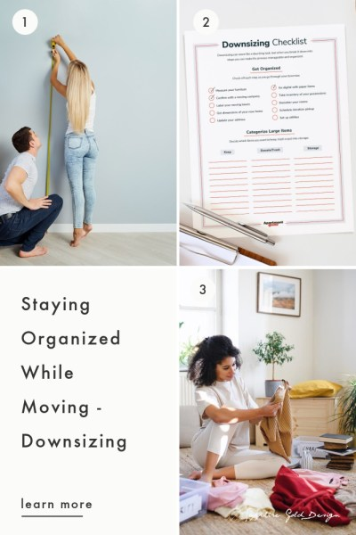 Organized While Moving Tips