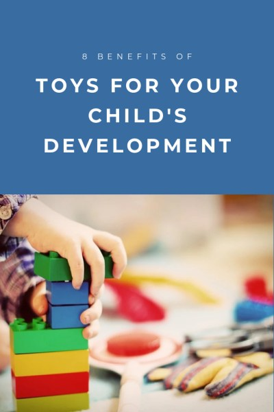 Toys for Your Child's Development