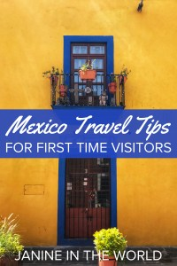 Your first trip to Mexico will be infinitely easier with these helpful tips! #mexico #travel #mexicotravel #traveltips