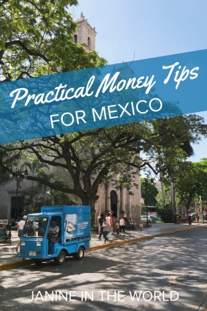 This is everything you could ever need to know about money in Mexico. This article will help you understand who to tip, which ATMs to trust, and more. #mexico #mexicotravel #travel #traveltips