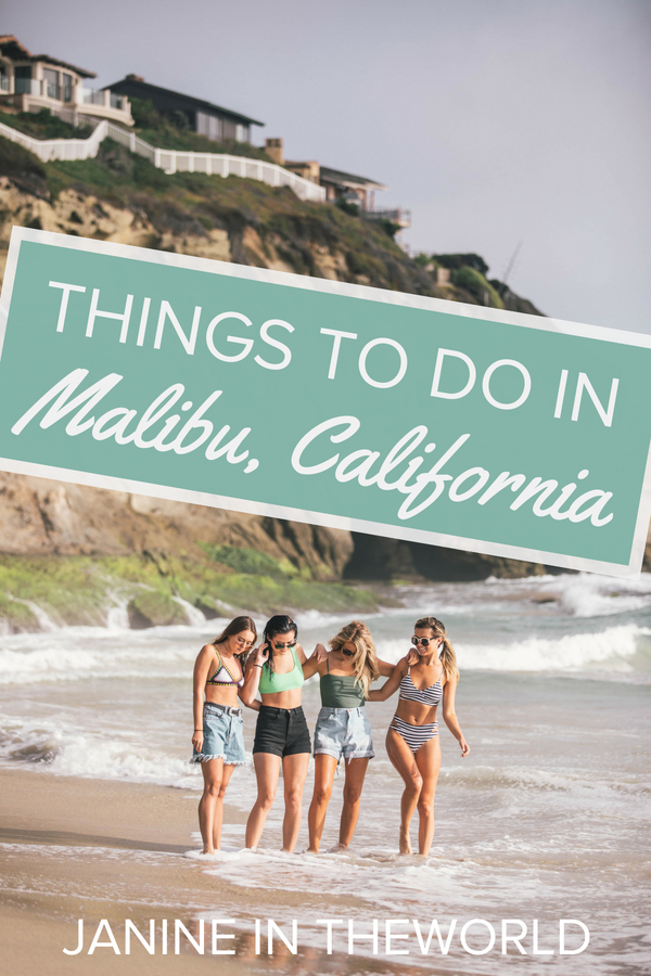 Discover all of the fun things to do in Malibu, California. Explore Malibu's beaches, state parks, museums and more with tips from this handy guide! |Things to do in Malibu | Things to do in Los Angeles | Things to do in Santa Monica | #malibucalifornia #californiatravel #california #travel #travelguide #malibubeach