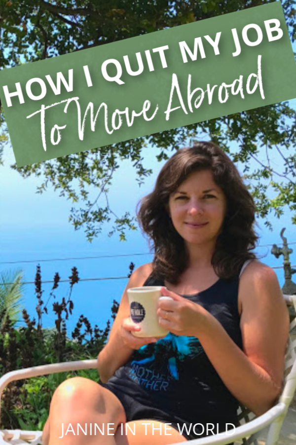This is everything I wish I'd done to properly prepare for quitting my job to move to Mexico. If you're dying to quit your life and move abroad, this will help you! #liveabroad #expatlife #travel #locationindependence