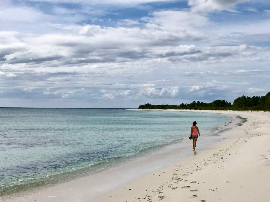 El Cielo beach on Cozumel is one of the most beautiful on the entire island #cozumel #mexicotravel