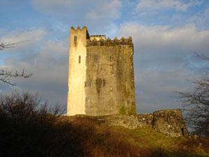 Ballyportry Castle, Ireland