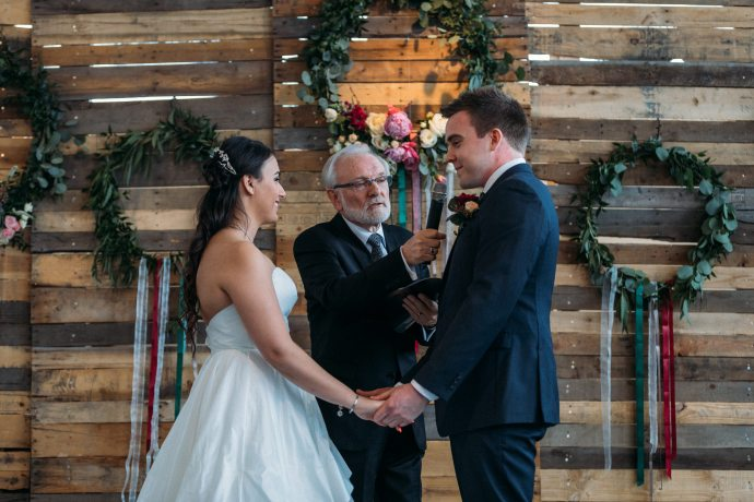 edmonton wedding ceremony