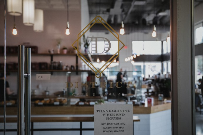 district cafe