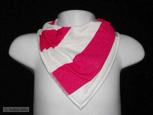 32 Hot Pink Stripe