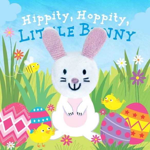 Hippity, Hoppity, Easter Bunny Cover