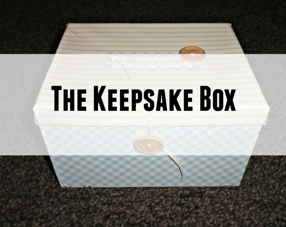 the keepsake box