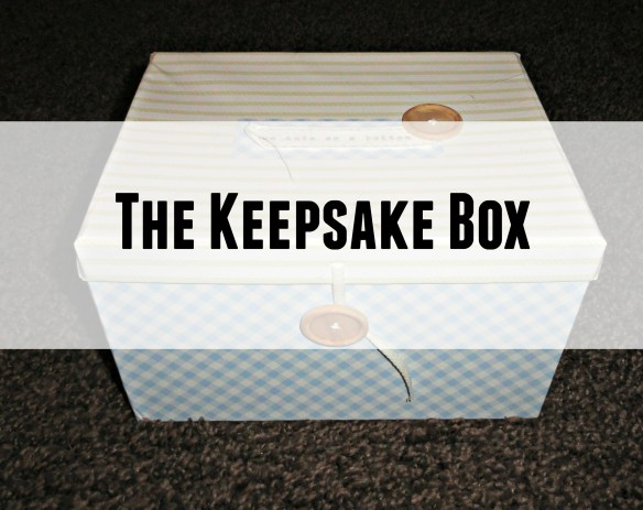 the keepsake box
