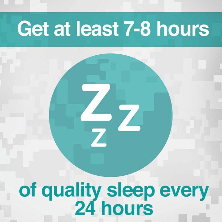 Average Sleep