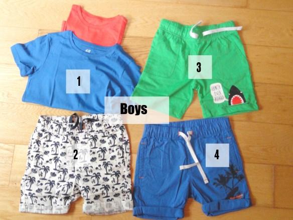 Boys H&M