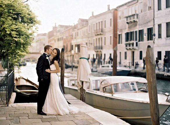 Credit: Wedding in Venice