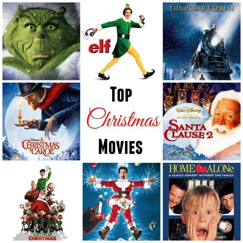 Top Christmas Movies for the Whole Family | Janine\'s Little World
