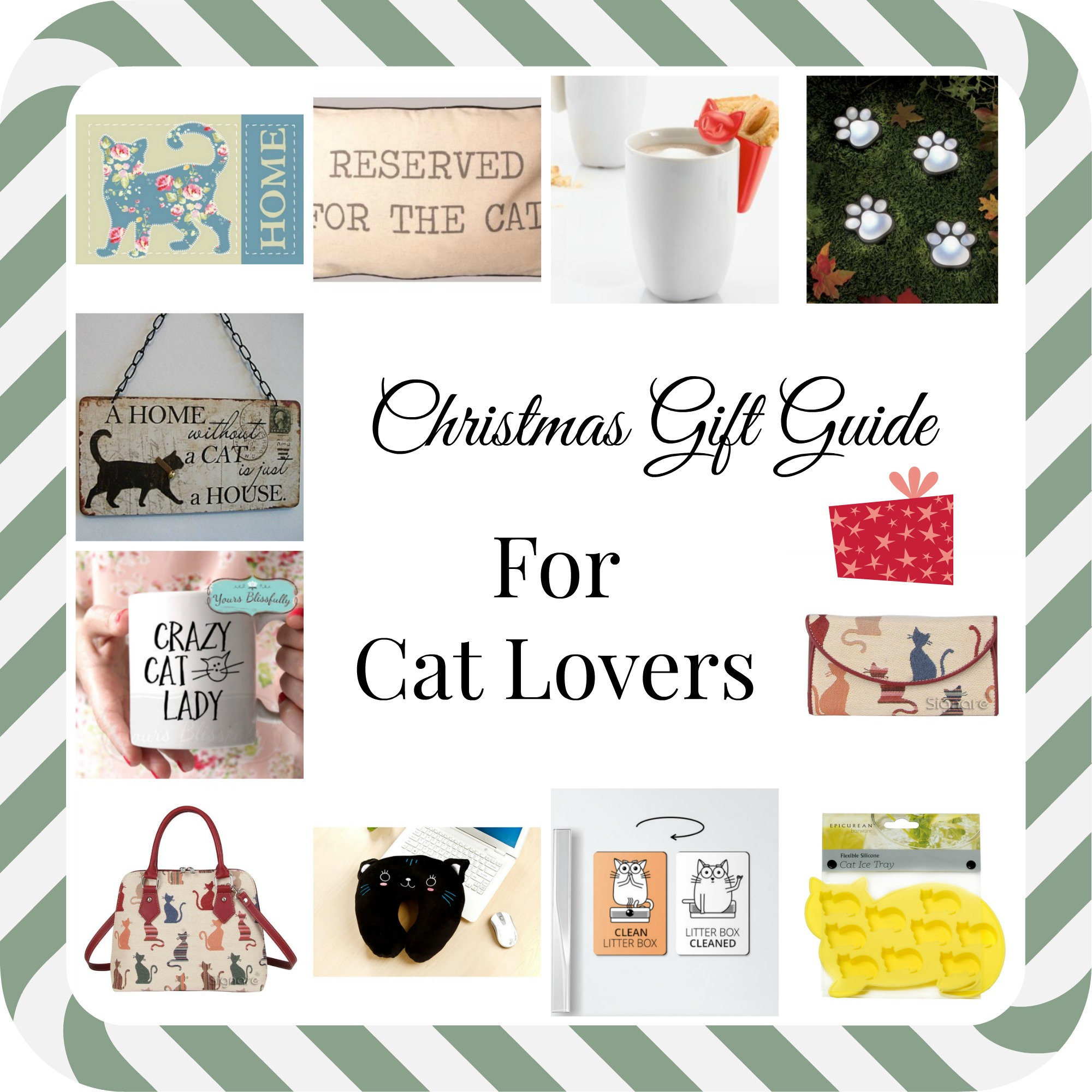 as a big cat lover myself i couldnt resist but also present you with a gift guide for all cat lovers out there i grew up with cats since very small