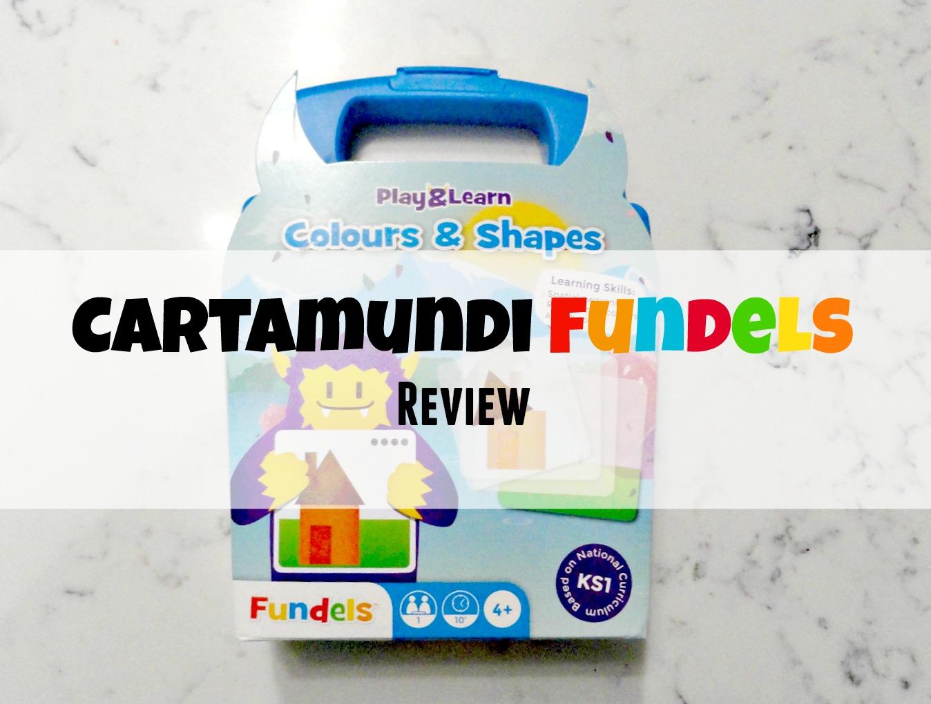 Cartamundi Fundels Play & Learn Colours Game + Giveaway | Janine\'s ...