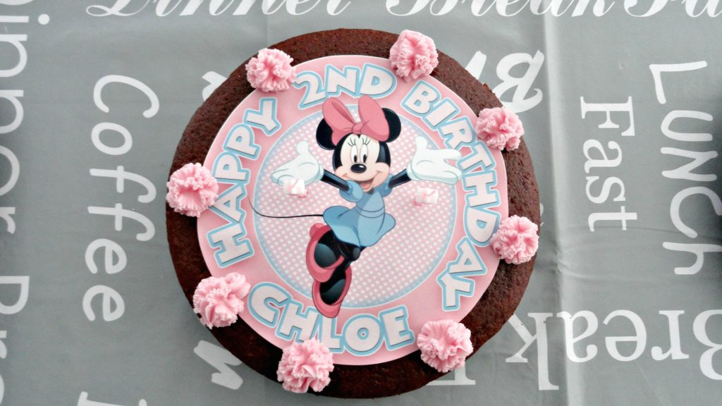 Chloe S Minnie Mouse Themed Birthday Party Janine S