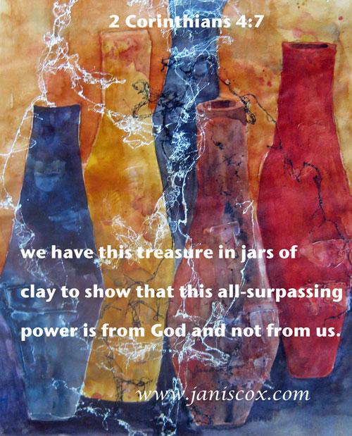 2 Corinthians 4;7 POTS