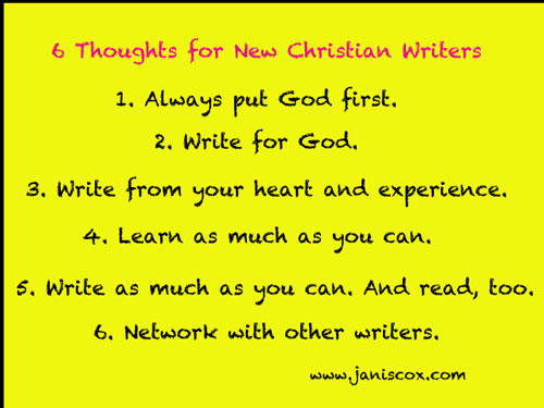 6-Thoughts-for-Christian-Writers