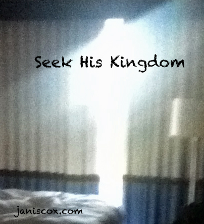 Seek-His-Kingdom