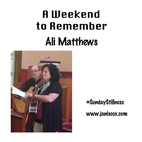 A-Weekend-to-Remember-Ali-Matthews