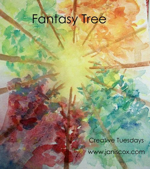 Fantasy-Tree