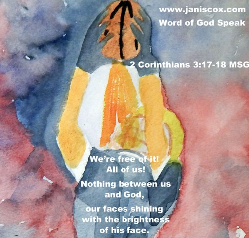 2 Corinthians 3:17-18