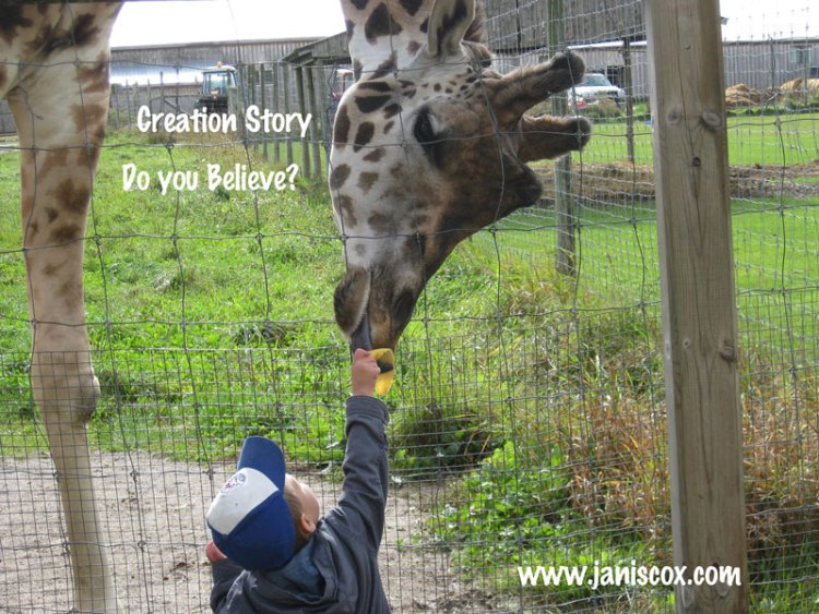 Creation Story - Do you Believe?