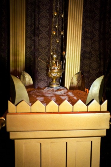 Tabernacle - Incense Altar