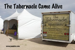 Life Plan Tabernacle Came Alive