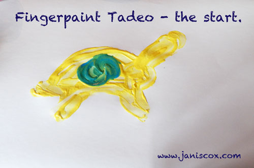 FP-Tadeo-turtle---the-start