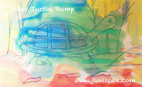 FPT---first-turtle-stamp