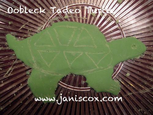 Oobleck Tadeo Turtle Hardened