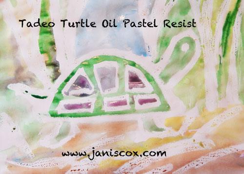 TT-Oil-Pastel-Resist
