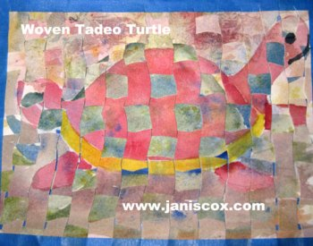 Woven Tadeo Turtle