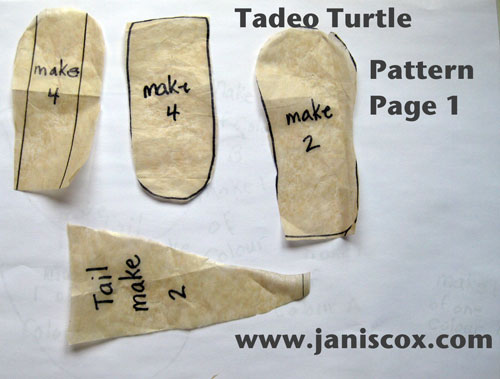Pattern TAdeo Turtle