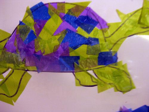 Tissue Paper - janis Cox