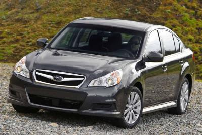 Subaru Legacy V (2009 – obecnie)