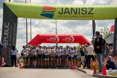 Półmaraton Rolkarski 2016 zGrupą Janisz - czyli czemu warto jeżdzić narolkach?