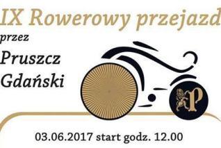 GRUPA JANISZ - IX Rowerowy przejazd przez Pruszcz Gdański