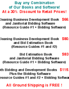 also janitorial bidding making  bid for commercial cleaning services rh and home business systems