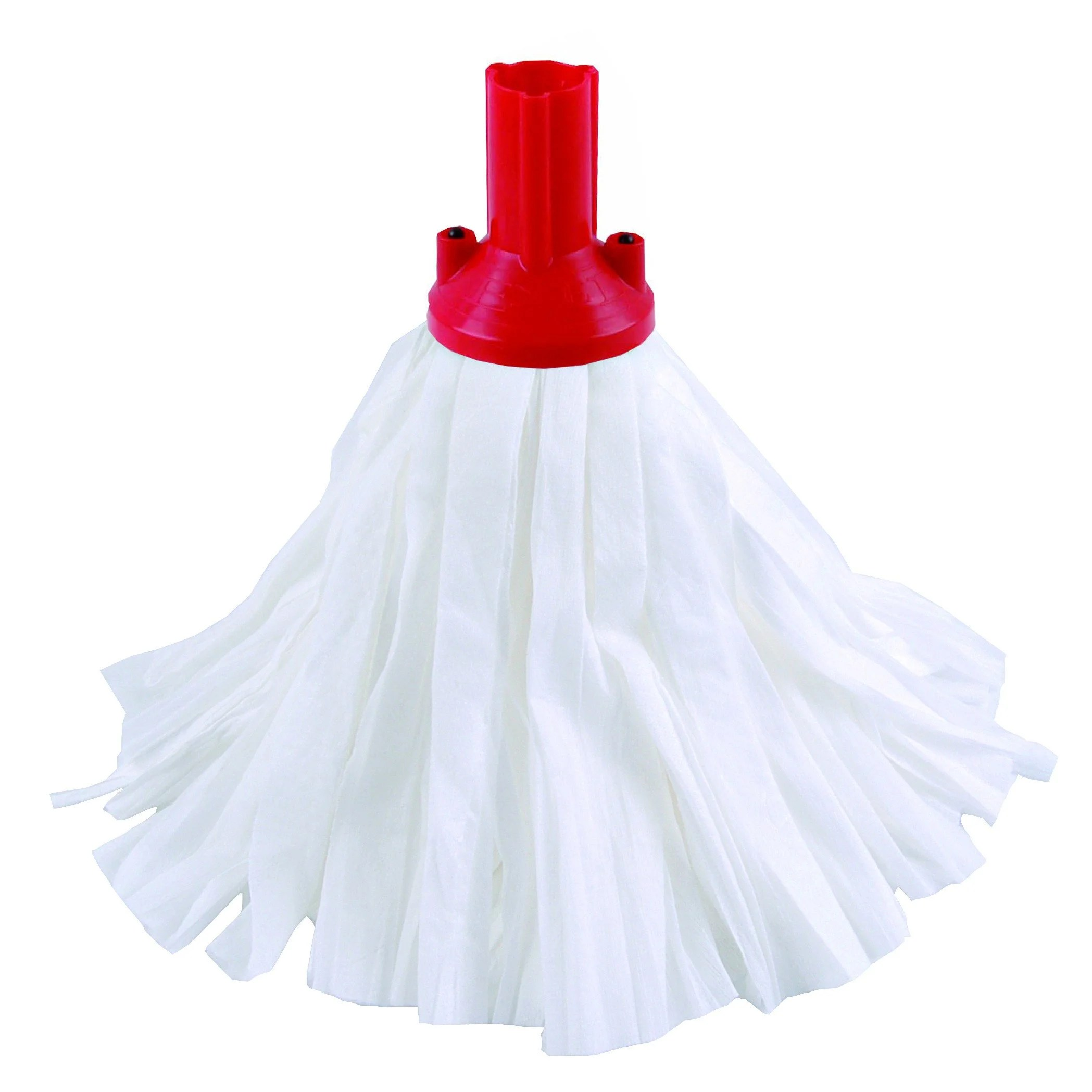 Exel Big White Mop Head  Janitorial Direct Ltd