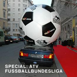 ATV und die Fußballbundesliga