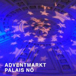 """11 Jahre """"So schmeckt Niederösterreich"""" Adventmarkt im Palais NÖ"""