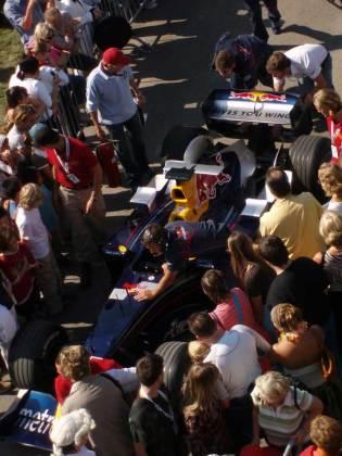 F1-Seifenkiste