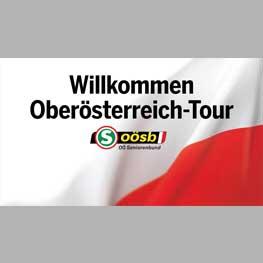 Wilkommen Oberösterreich-Tour
