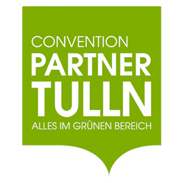 Logo Convention Partner Tulln
