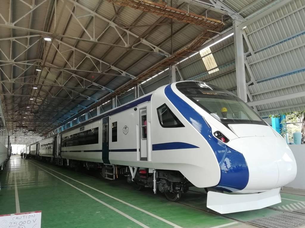 India's fastest Train