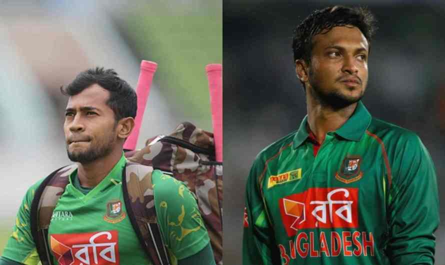 हड़ताल पर गए नाराज बांग्लादेश के क्रिकेटर