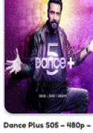 how to watch free full episode of dance plus five